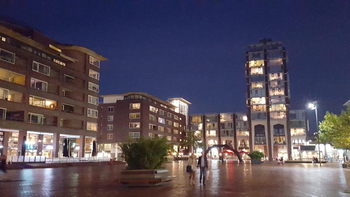 Wie heeft belang bij een 'bruisend' Stadsplein?
